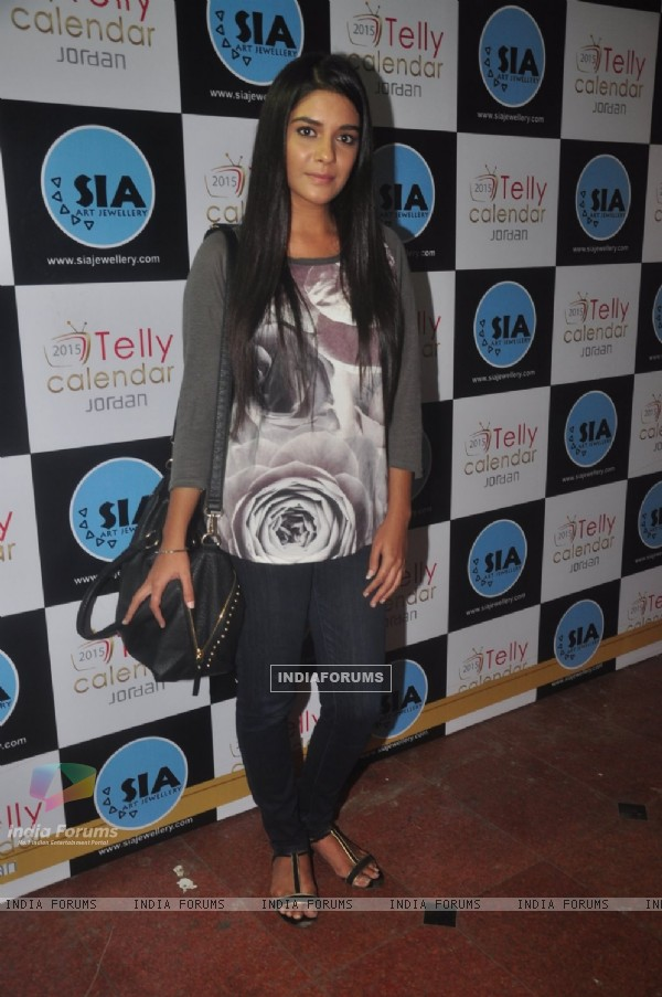 Pooja Gor was at the Launch of Telly Calendar