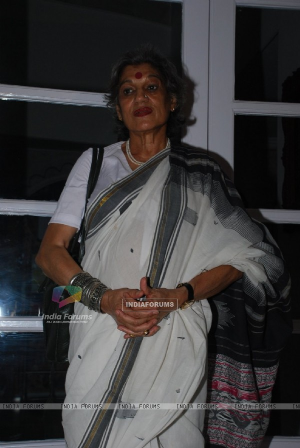 Dolly Thakore at the Prayer Meet For Megha Jalota