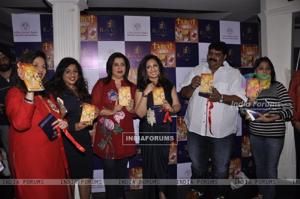 Launch of Munisha Khatwani's Tarot Predictions 2015 Book