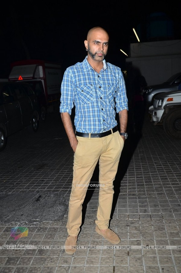 Raghu Ram was at the Premier of Ugly