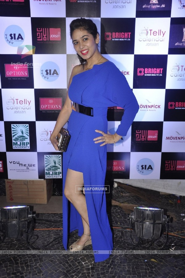 Firoza Khan was at the Telly Calendar Launch
