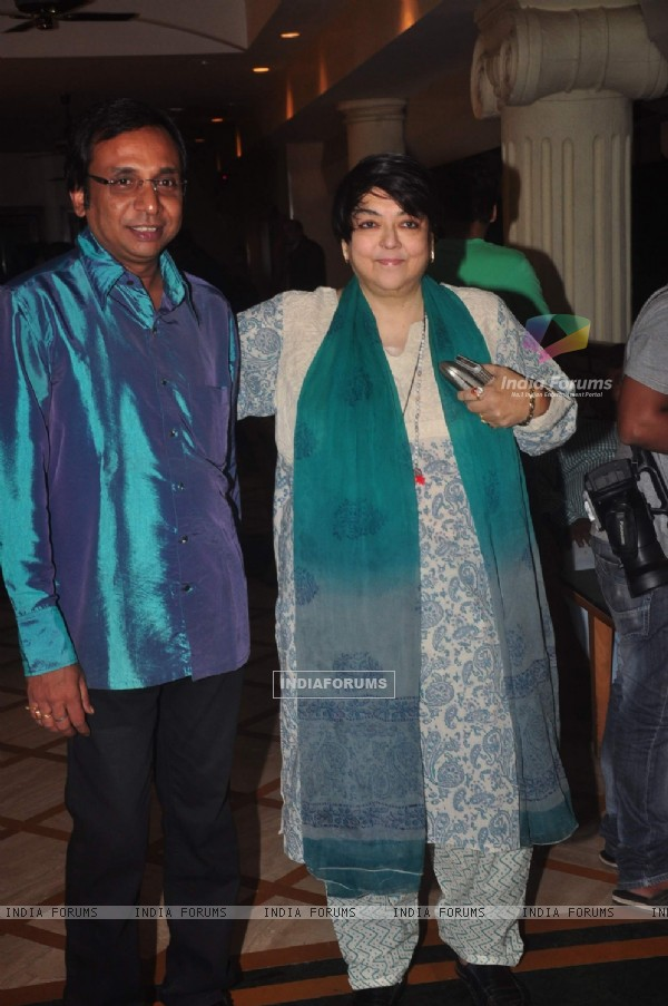 Kalpana Lazmi at the Music Launch of Xtra Ordinary