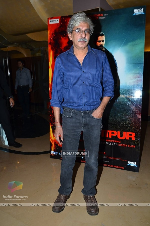 Sriram Raghavan at the Music Launch of Badlapur