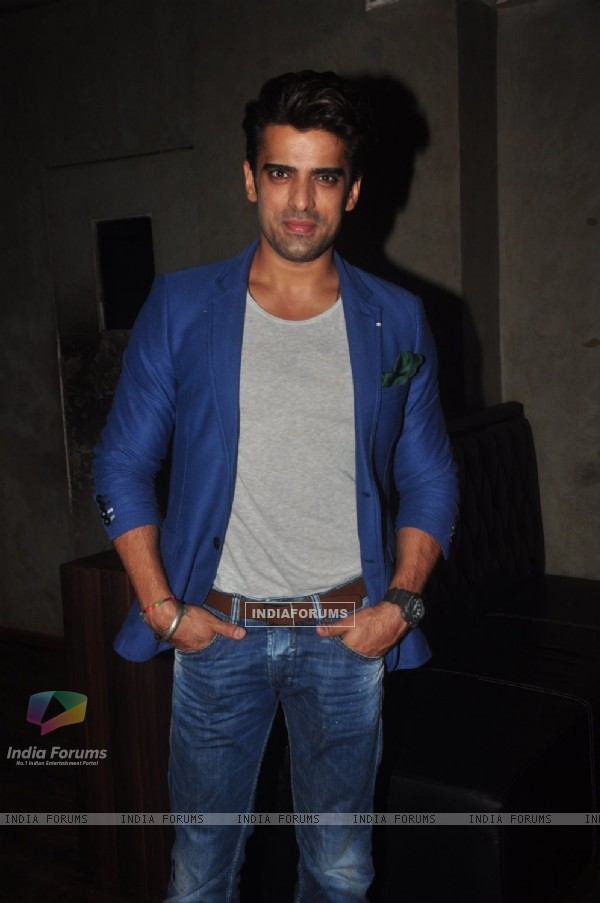 Mohit Malik at his Birthday Bash
