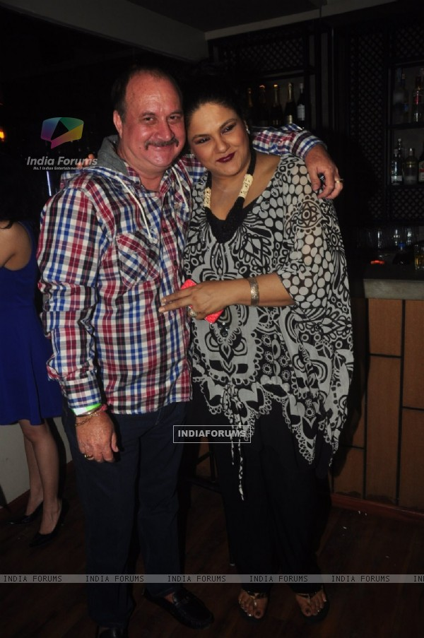 Raju Kher and Guddi Maruti were at Mohit Malik's Birthday Bash