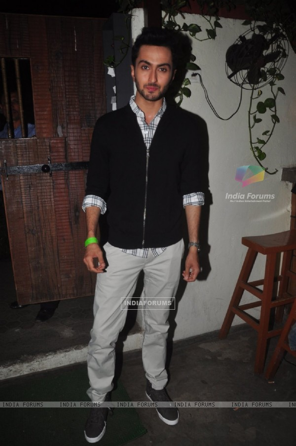 Vibhav Roy at Mohit Malik's Birthday Bash
