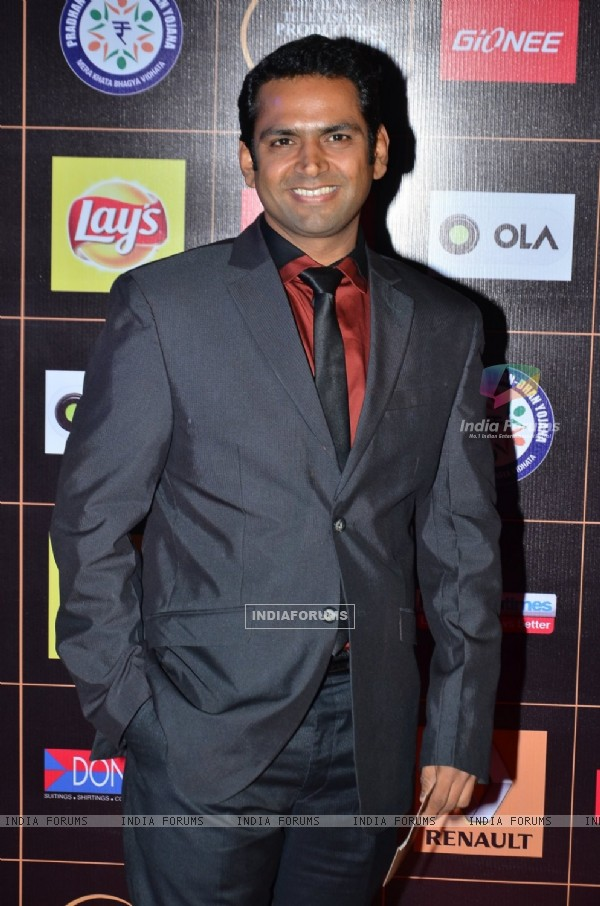 Sharib Hashmi at the Star Guild Awards