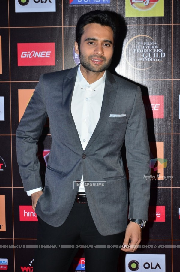 Jackky Bhagnani at the Star Guild Awards