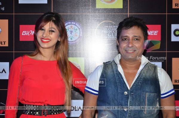 Sukhwinder Singh was at the Star Guild Awards