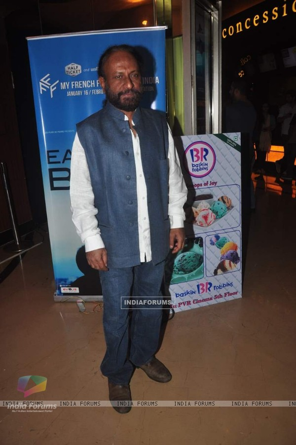 Ketan Mehta poses for the media at My French Film Festival India 2015