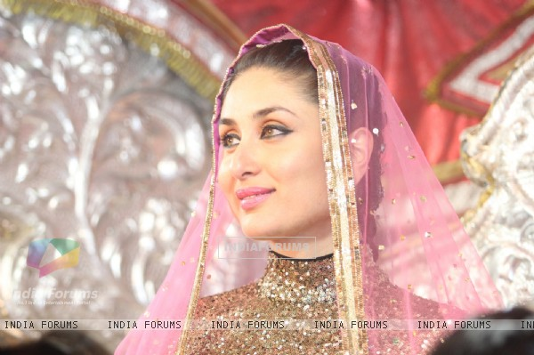 Kareena Kapoor was snapped at Stardust Awards 2014