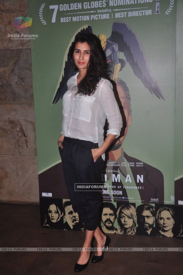 Pragya Yadav at the Special Screening of Birdman