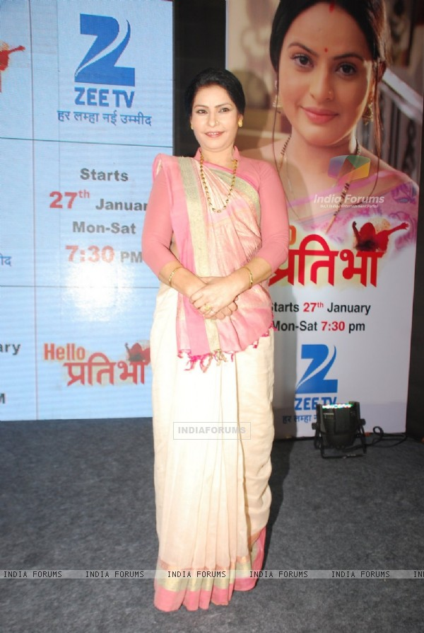 Sangeeta Panwar at the Launch of Hello Pratibha