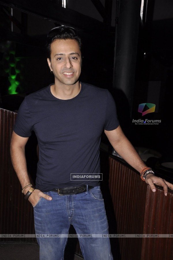 Salim Merchant at the Launch of India's Digital Superstar