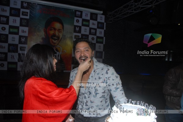 Shreyas Talpade and Jitendra Joshi's Birthday Celebration