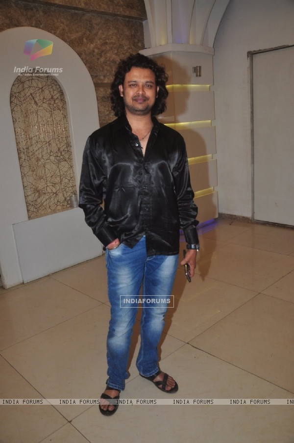 Raja Hasan at the Music launch of Lucknowi Ishq