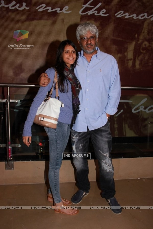 Vikram Bhatt at the Special Screening of Khamoshiyan