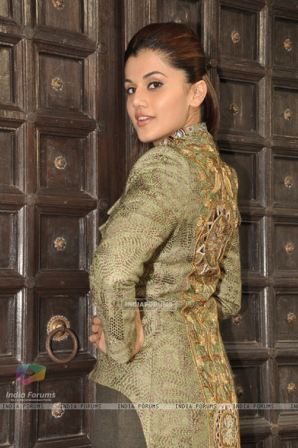 Taapsee Pannu at the Dvar Store Launch