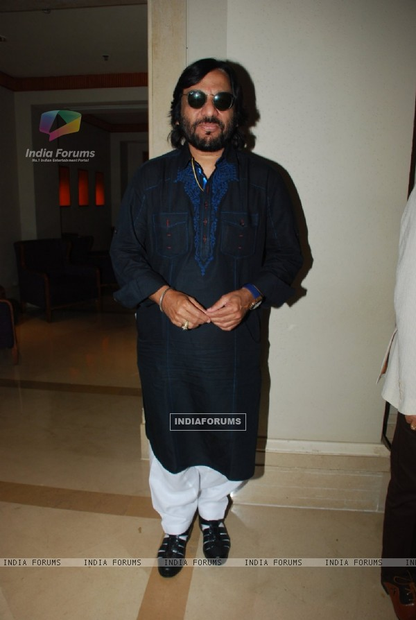 Roop Kumar Rathod poses for the media at Radio Mirchi Awards Jury Meet