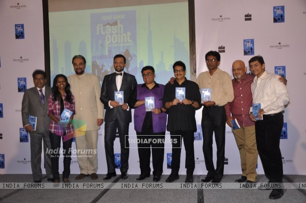Launch of Farhad Samar's Book 'Flash Point'