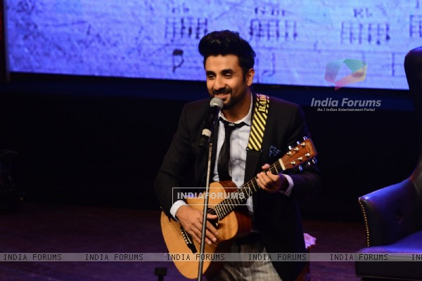 Vir Das performs at Ashvin Gidwani's Nicolai Show