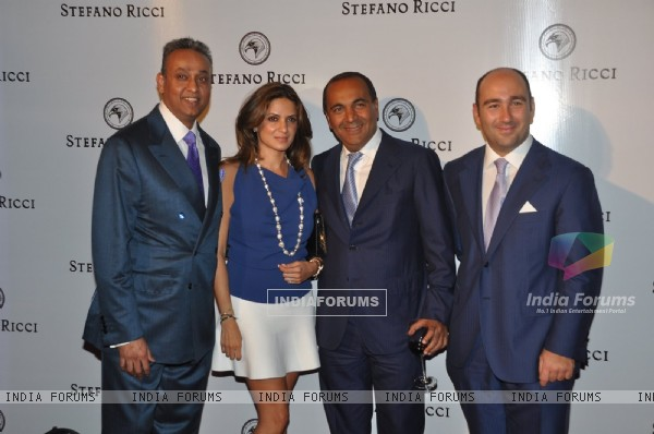 Stefano Ricci Launch in India