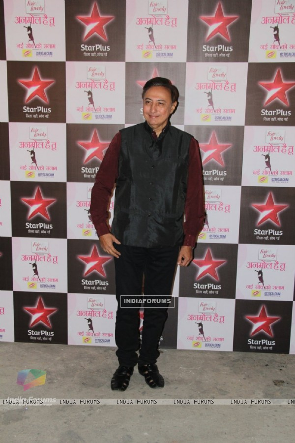 Anang Desai as Star Plus Presents Anmol Hai Tu- Nayi Soch Ko Salaam