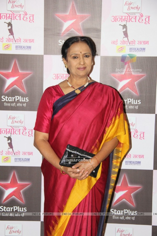 Vinita Malik as Star Plus Presents Anmol Hai Tu- Nayi Soch Ko Salaam