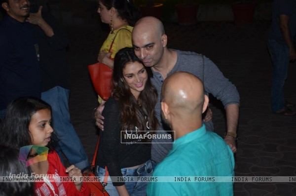 Special Screening of Dum Laga Ke Haisha