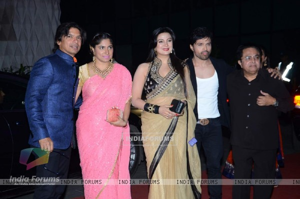 Celebs at Tulsi Kumar's Wedding Reception