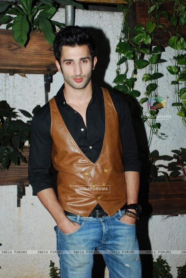 Sidhant Gupta at Special Screening of Badmashiyaan