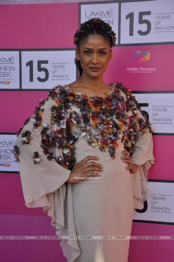 Carol Gracias was at the Lakme Fashion Week Preview
