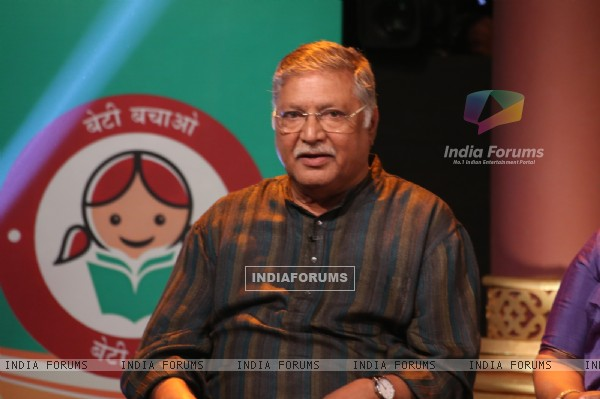 Vikram Gokhale was snapped at the Women's Day Special Show 'Beti BACHAO Beti PADHAO'