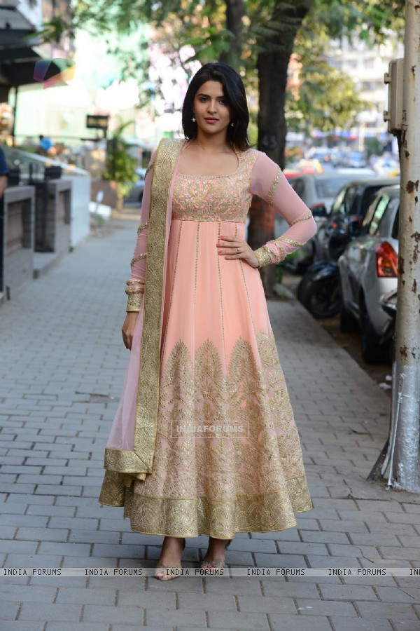 Deeksha Seth was seen at Hue's New Collection Launch