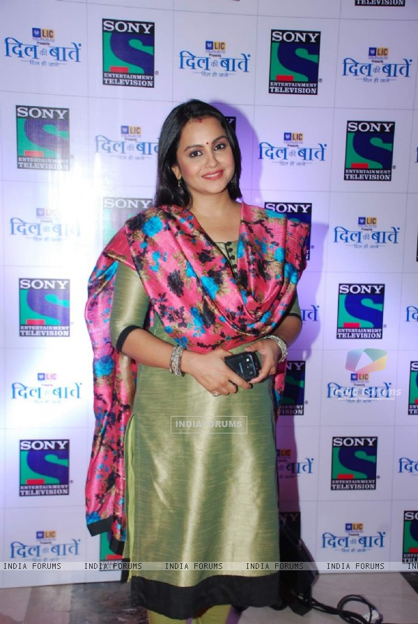 Gurdeep Kohli poses for the media at the Launch of Dil Ki Baatein