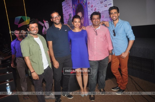 Celebs at the Special Screening of Hunterrr