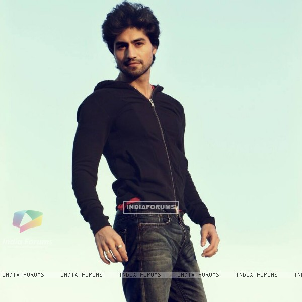 Harshad Chopra in casuals