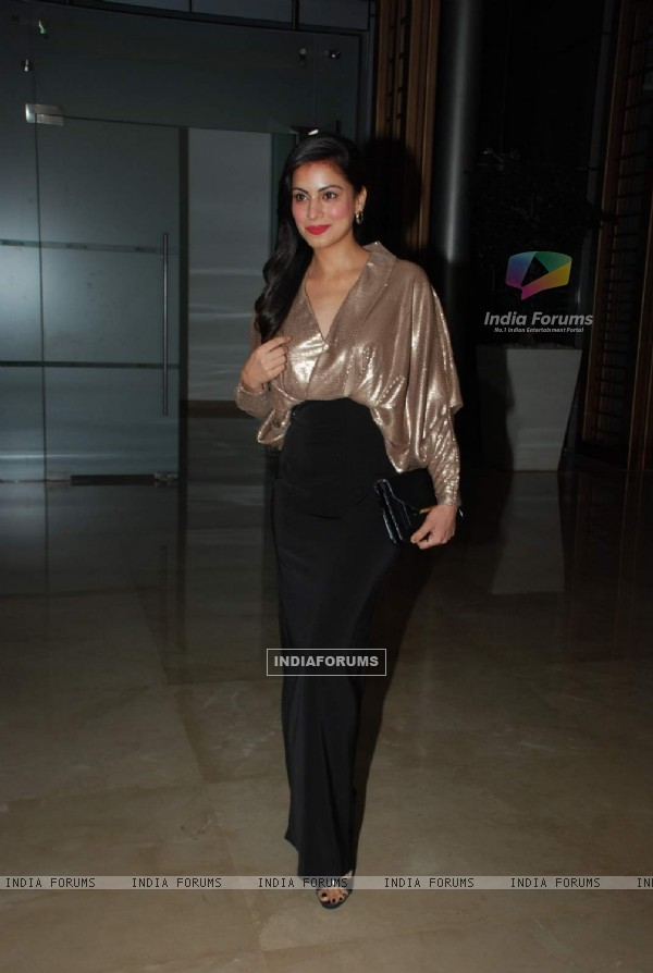 Shraddha Arya was seen at the Celebration of Diya Aur Baati Hum's 1000 Episodes Completion