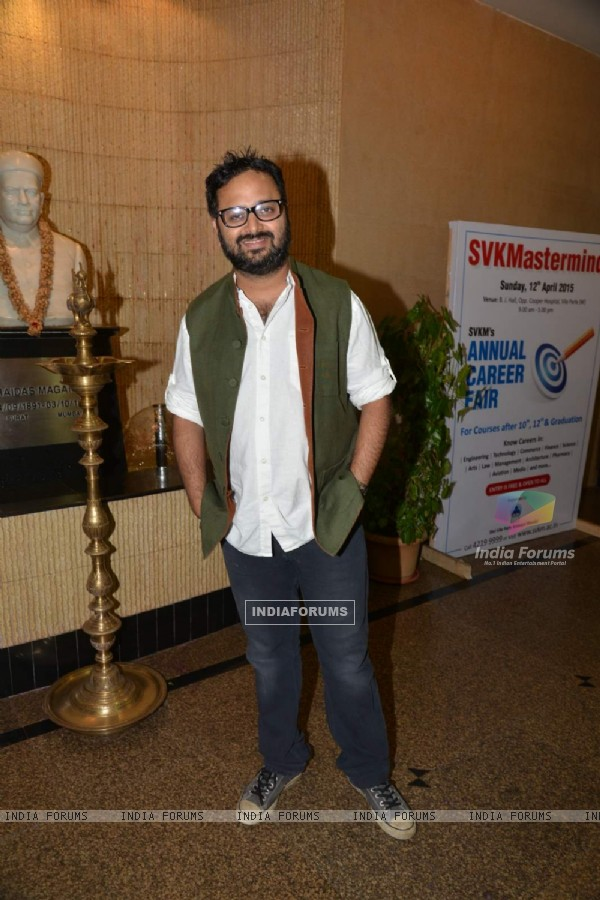 Nikhil Advani was at the 50th Show of Ashvin Gidwani's Play 'Two To Tango Three To Jive'