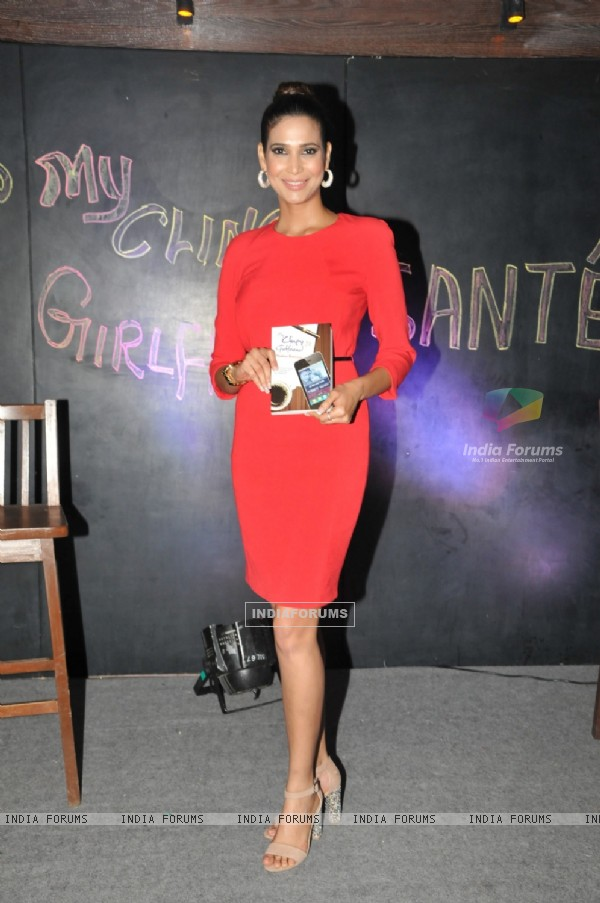 Prachi Mishra at the Book Launch of 'My Clingy Girlfriend'