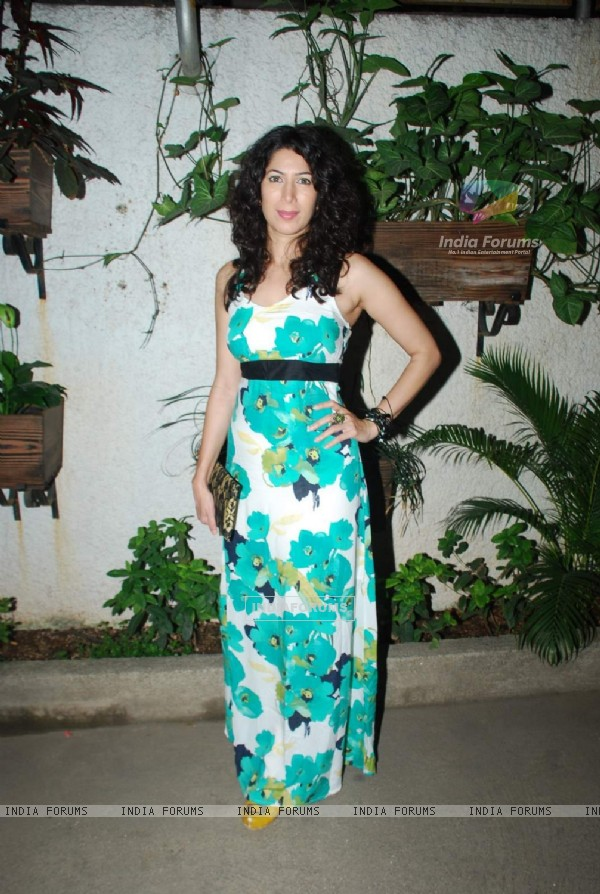 Shivani Tanksale at Special Screening of Ek Paheli Leela