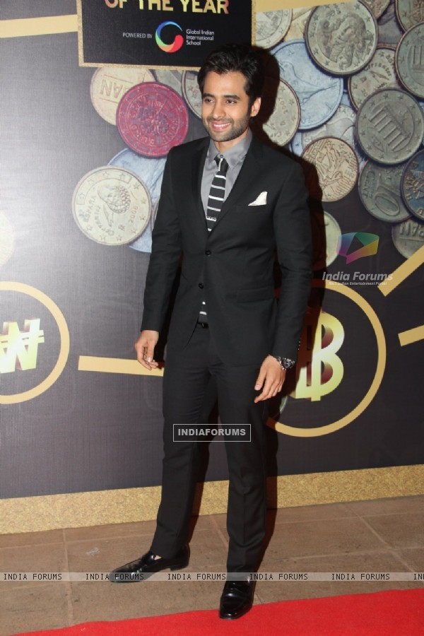 Jackky Bhagnani at NRI of the Year Awards