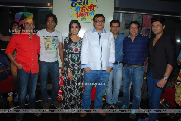 SAB TV Launches Hansi he Hansi...Mil Toh Le