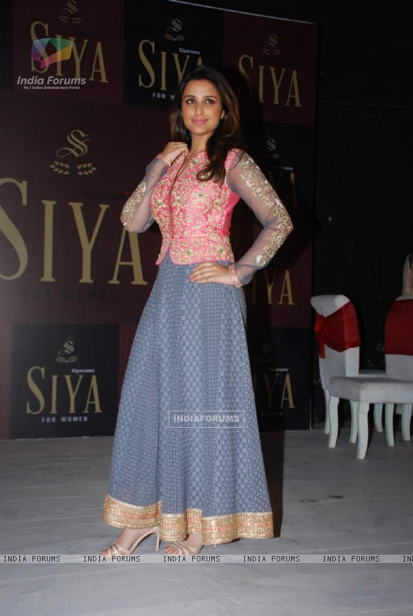 "Launch of Siyaram's ""Siya"""