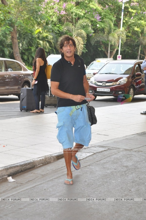 Chunky Pandey Returning From Planet Hollywood