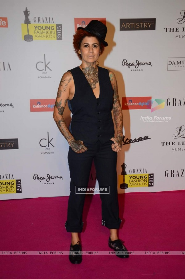 Sapna Bhavani at Grazia Young Fashion Awards