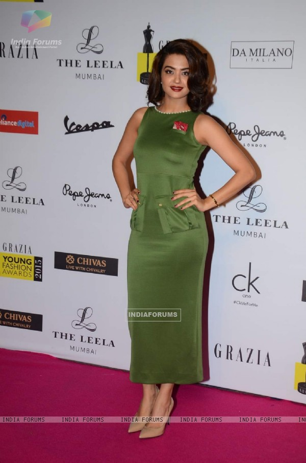 Surveen Chawla at Grazia Young Fashion Awards