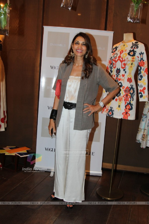 Gayatri Rangachari Shah at 'Meet Your Summer Wardrobe'  Collections By Vogue Fashion
