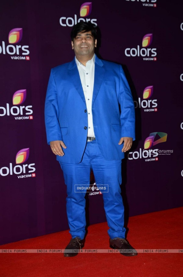 Kiku Sharda at Color's Party