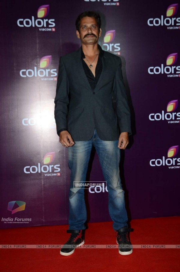 Sameer Dharmadhikari at Color's Party